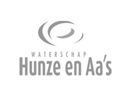 Logo Waterschap Hunze en Aa's