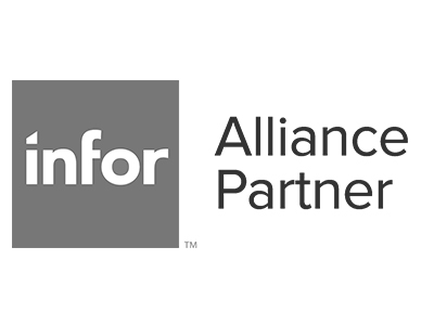Logo Infor Alliance Partner